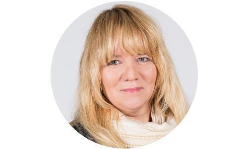 Raija Remes - Stella Tampereen vetäjä
