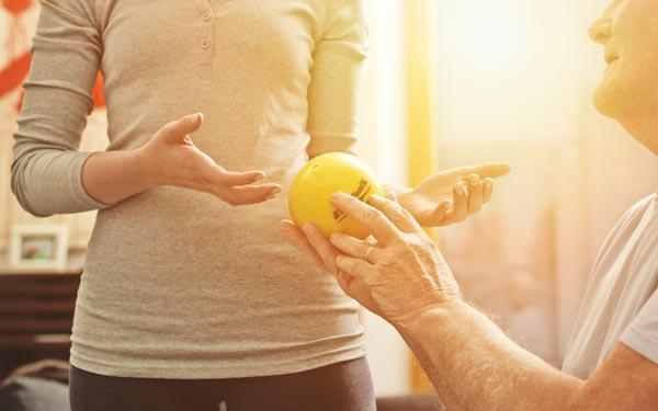Fysioterapian saa helposti kotiin