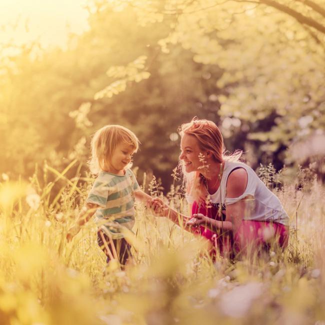 Millainen on hyvä lastenhoitaja