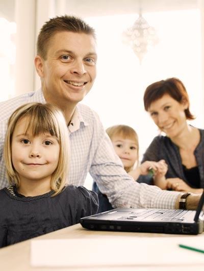 Viikottainen kotisiivous antaa lapsiperheelle paremman mahdollisuuden nauttia arjesta