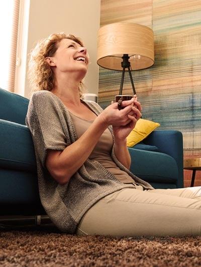 Asiakkaamme saa nauttia puhtaasta kodista ja lisääntyneestä vapaa-ajasta