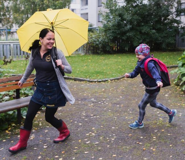 Lastenhoitaja Kuopiossa