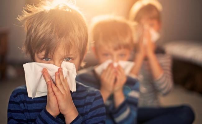 Influenssarokotus kotona vaikka koko perheelle